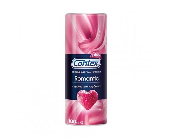 Contex 100 мл гель-смазка Romantic love ароматизированные