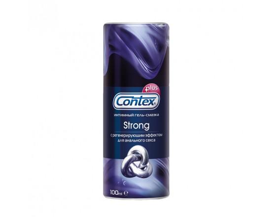 Contex 100 мл гель-смазка Strong для анального секса