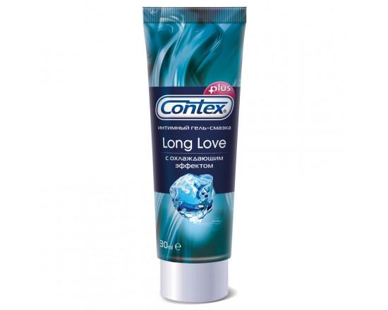 Contex 30 мл гель-смазка Long Love